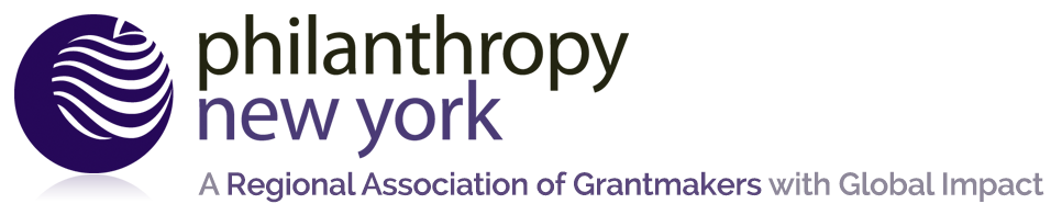 Philanthropy New York | A Regional Association of Grantmakers with Global Impact
