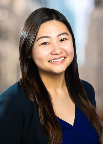 Cindy Chen, Executive Coordinator