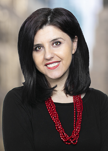 Hajrina Shehu Senior Director of Finance and Administration